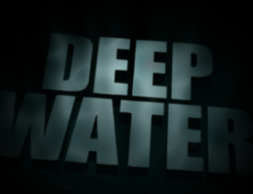 After Effects Tutorial – Underwater title (Deep Water)