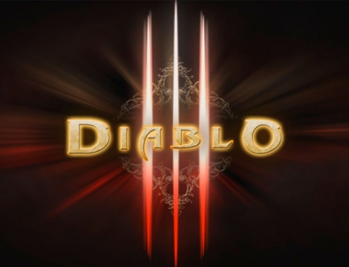 After Effects Tutorial – Diablo III intro logo