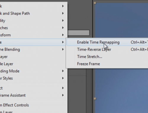 After Effects Tip – How to loop a precomp