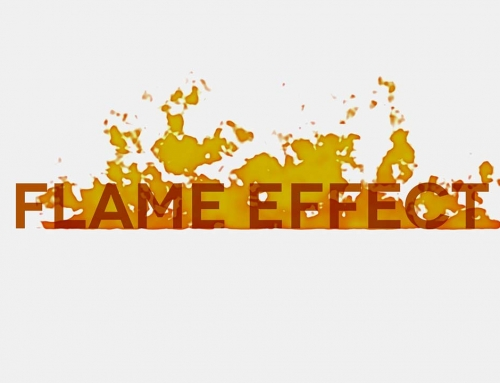 After Effects Tutorial – Plugin-Free Fire / Flame Effect